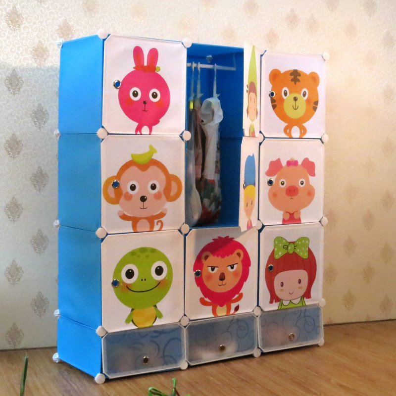 Children cubes