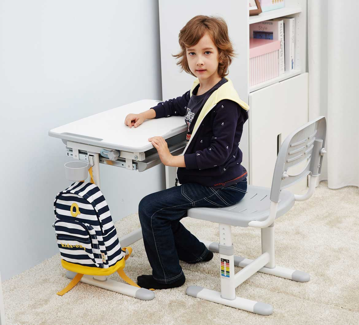best-desk-kids-height-adjustable-table-and-chair-portfolio-grey-desk-1