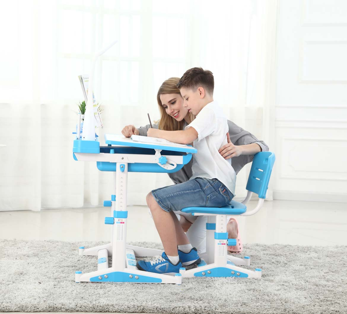 ergonomic-kids-desk-chair-study-table-blue-desk-for-boys-portfolio-sprite-blue-desk-1