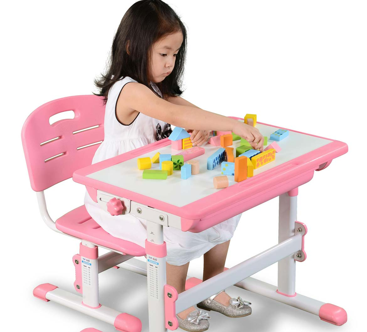 ergonomic-kids-table-adjustable-portfolio-midi-pink-desk-for-girls-2