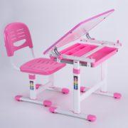 Height-Adjustable-Kids-Table-Ergonomic-Kids-Study-Desk-Chair-Pink-Desk-for-Girls-02