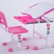 Height-Adjustable-Kids-Table-Ergonomic-Kids-Study-Desk-Chair-Pink-Desk-for-Girls-03