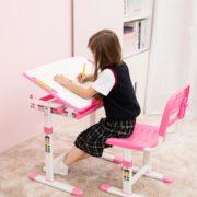 Pink-Desk-for-Girls-Ergonomic-Kids-Desk-Height-Adjustable-Kids-Table-No-Cupholder-07