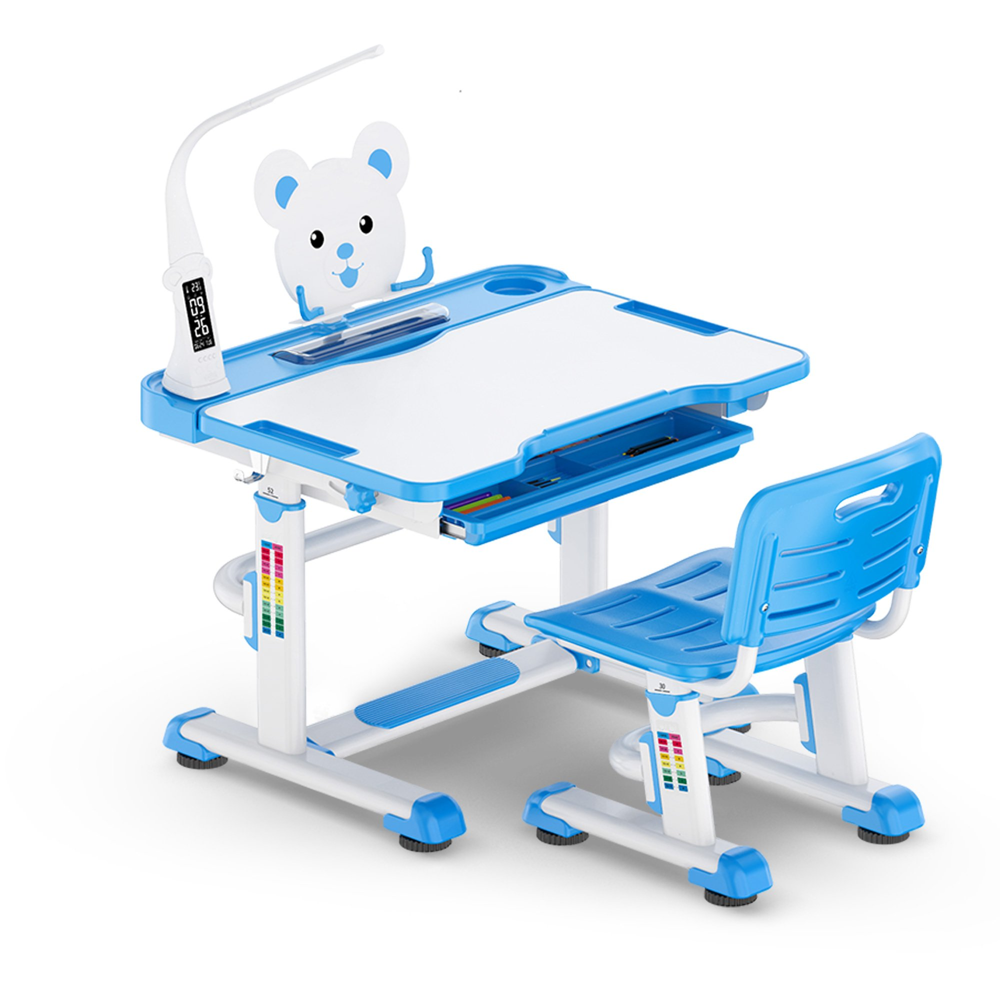 kids-study-desk-height-adjustable-desk-chair-sprite-blue-desk-2018-model