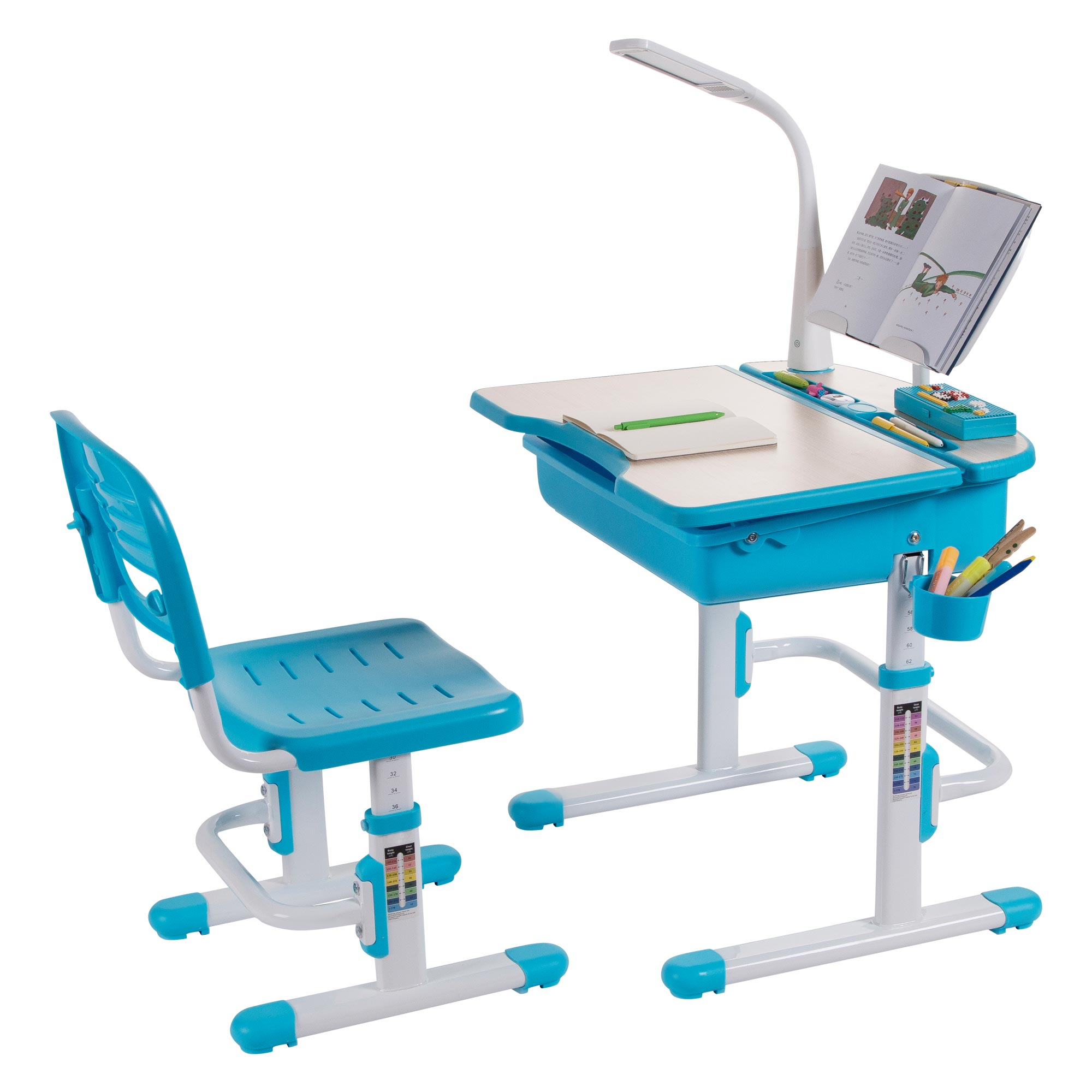 adjustable desks you chairs en green since sit desk vissle in products gb comfortably childrens art white is the s teal children rfj chair height ll bright ikea