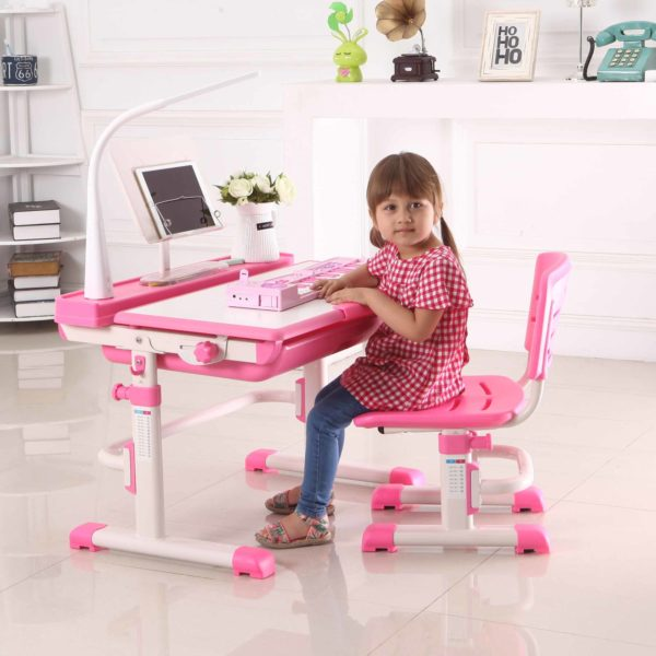 Sprite Pink Desk Best Desk Quality Children Desks Chairs
