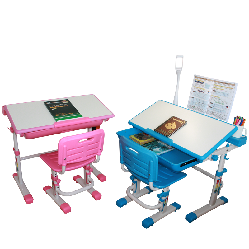 best-desk-height-adjustable-kids-desk-sprite-pink-desk-blue-table