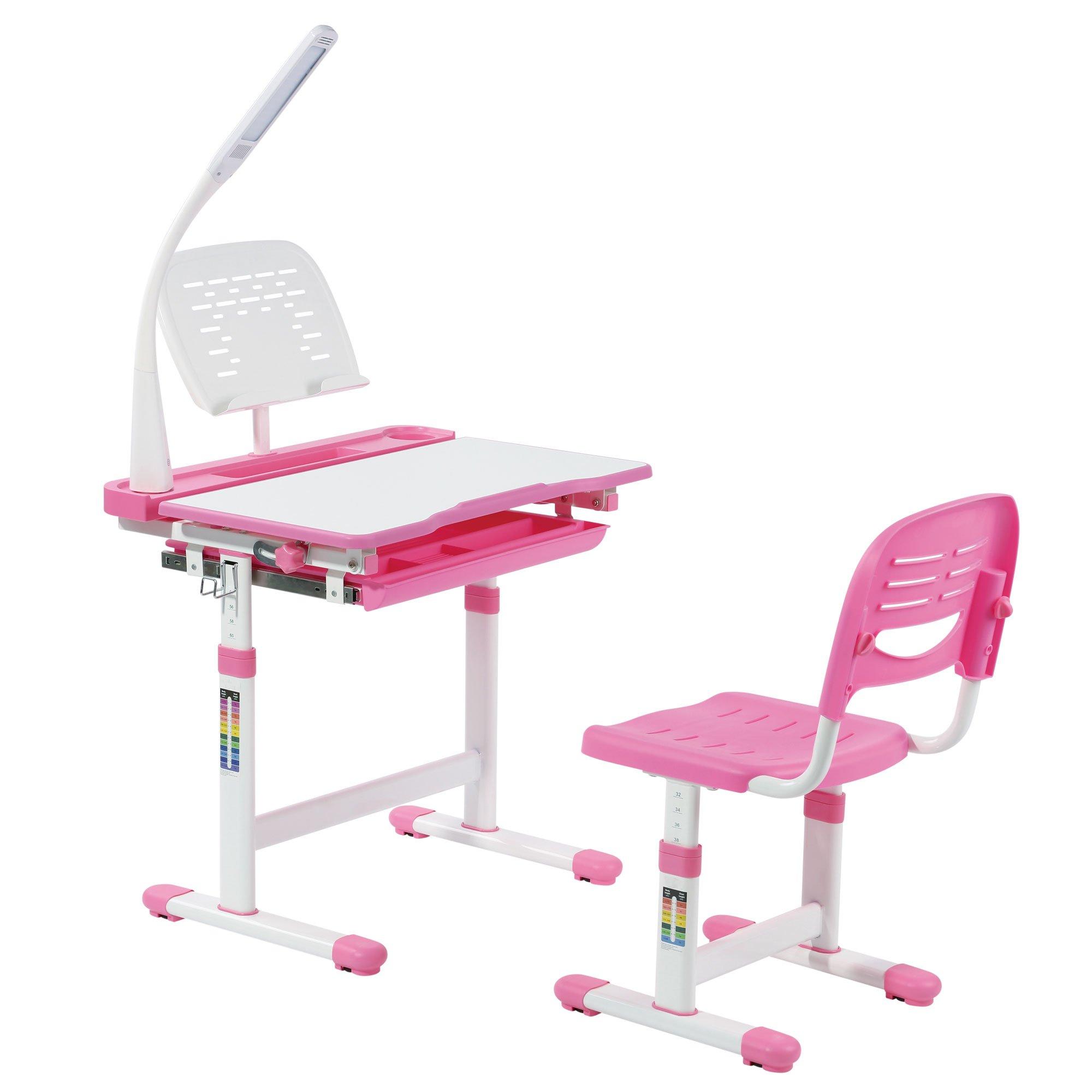kid desk kids pink scholar little with standing design posturedesks chair homesfeed gallery