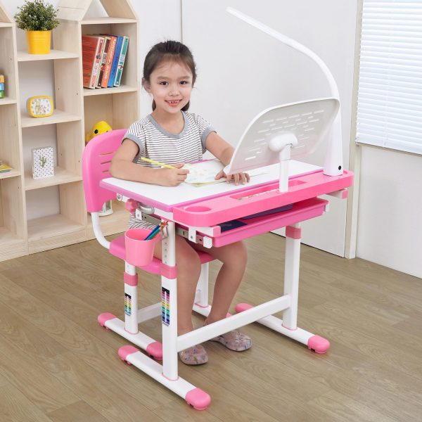 ergonomic-kids-desk-study-table-midi-pink-desk-for-girls-1