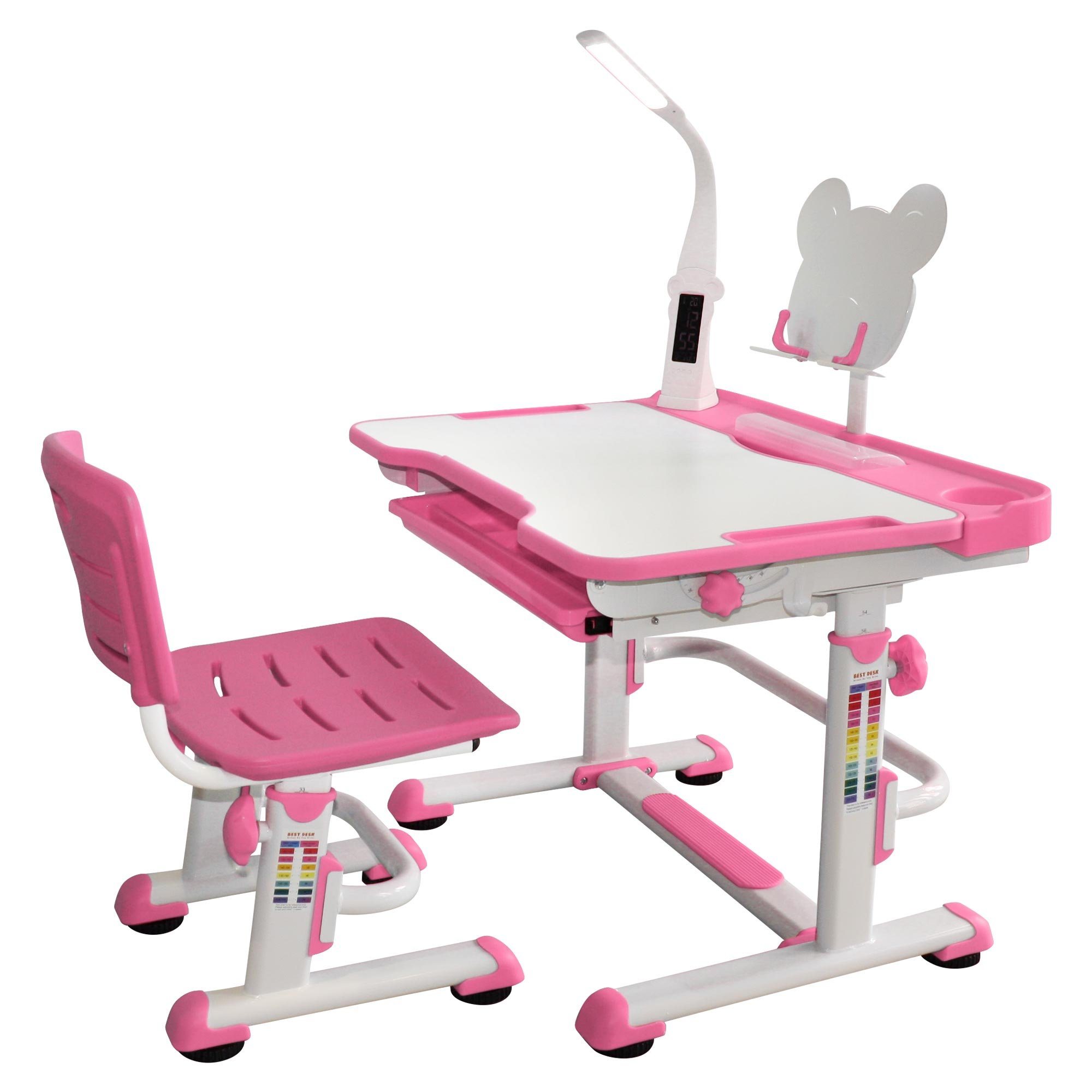 height-adjustable-desk-for-kids-study-table-pink-desk-for-girls-Sprite-Pink-2018-Model-04