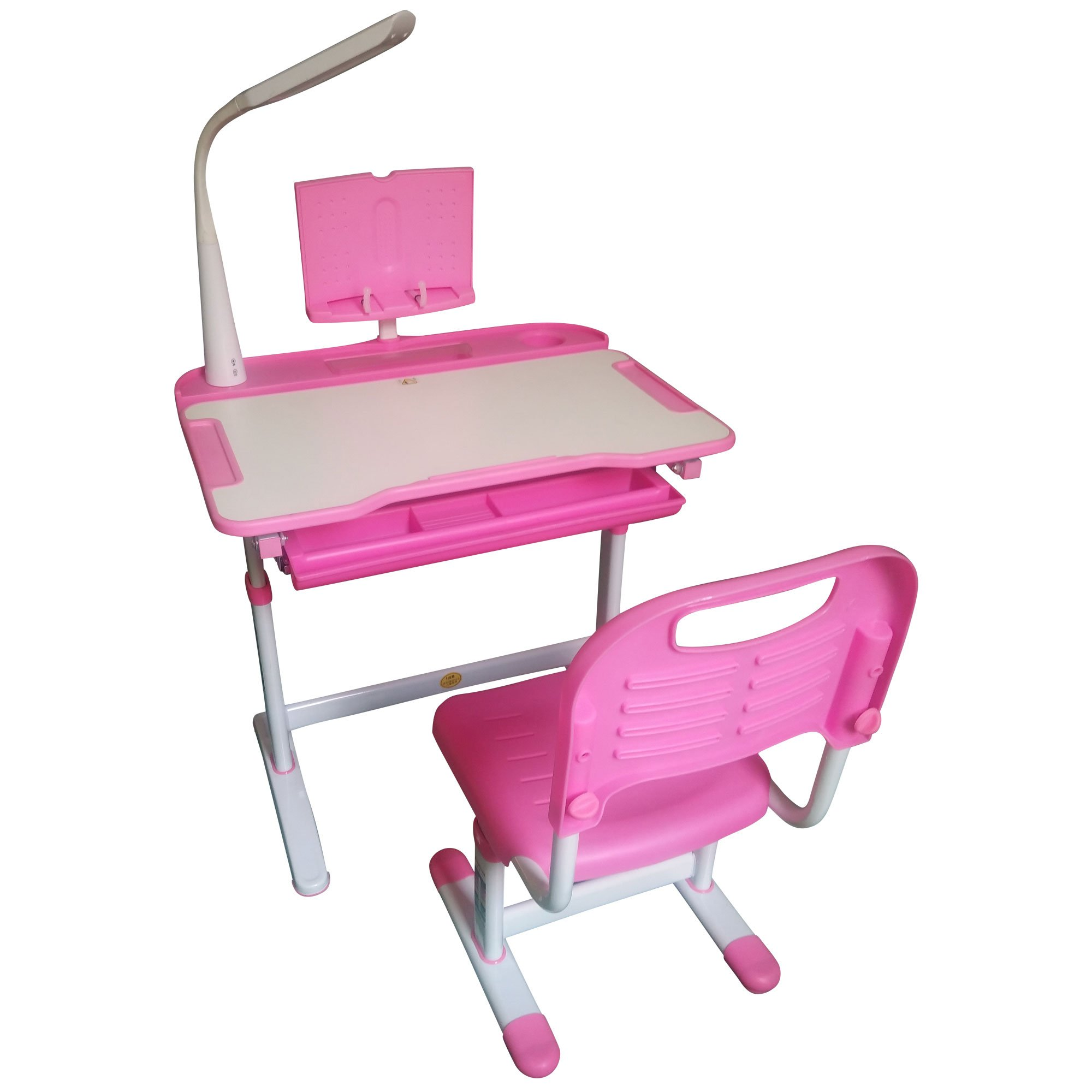 kids-study-table-chair-school-desk-height-adjustable-Midi-Pink-desk-01