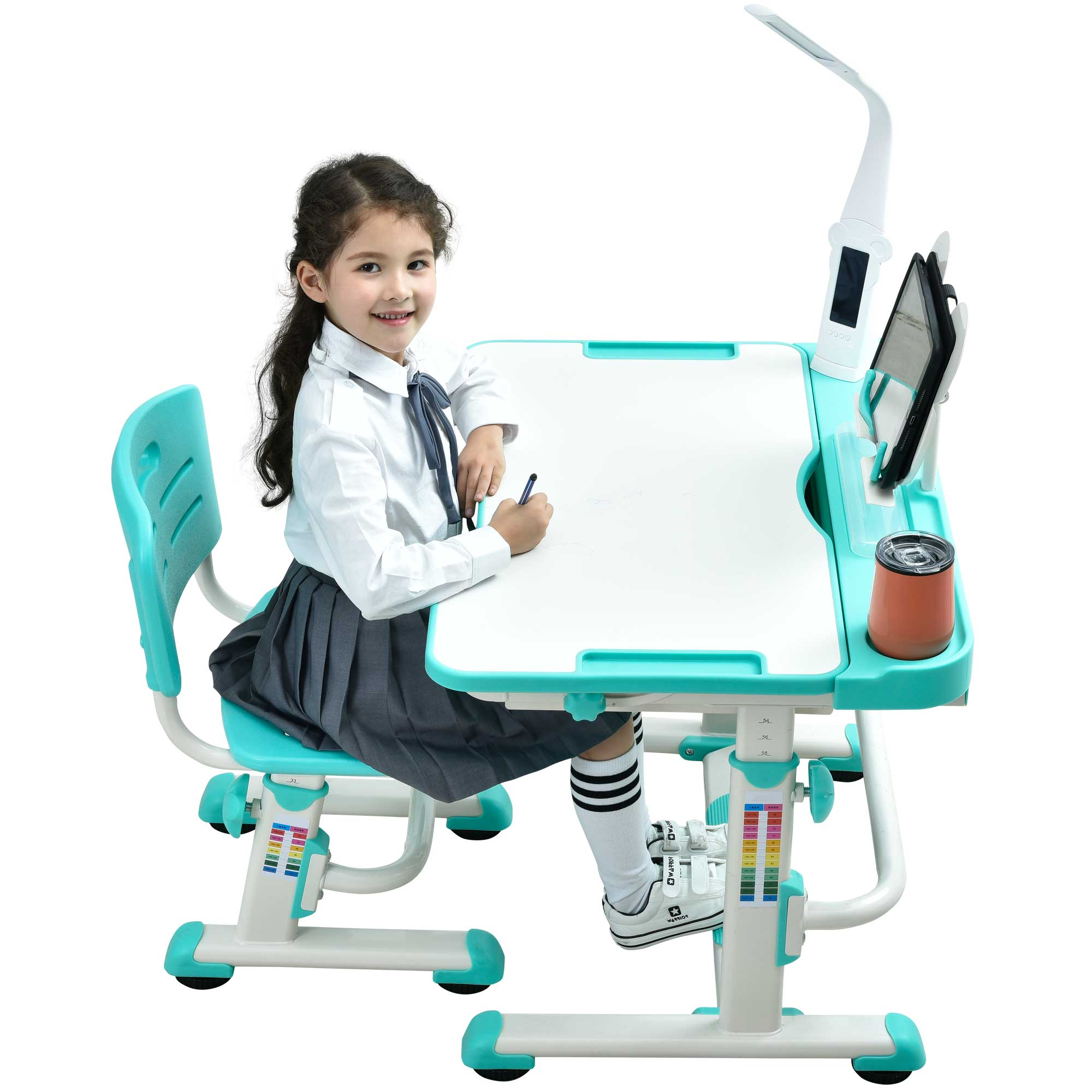 ergonomic-kids-desk-study-table-height-adjustable-sprite-green-desk-for-boys-and-girls-04