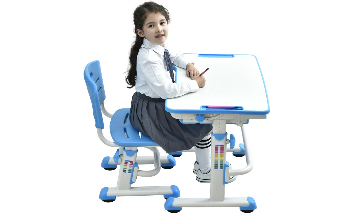best-desk-promotes-good-posture-for-children