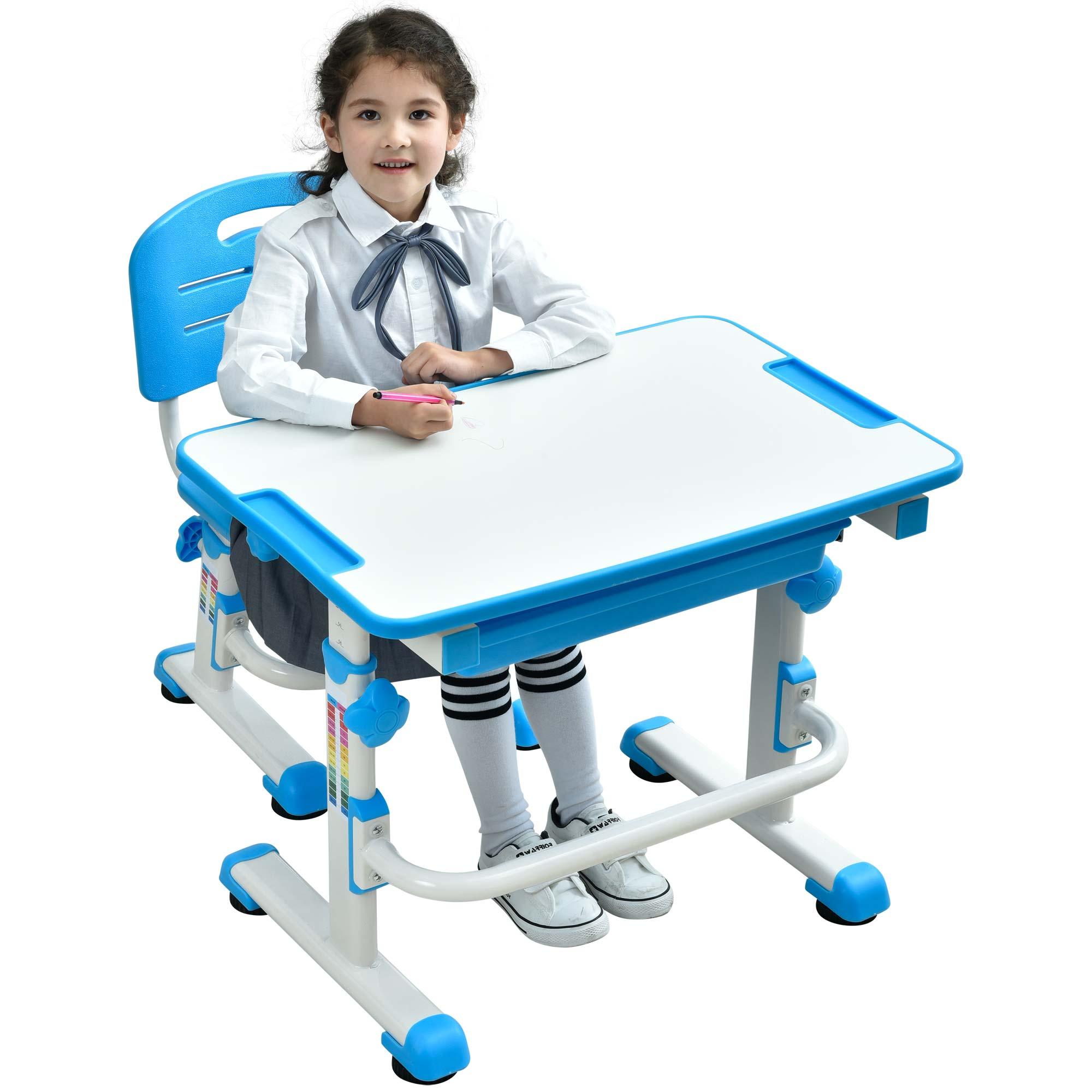 height-adjustable-kids-study-desk-ergonomic-table-for-children-mini-blue-desk-01