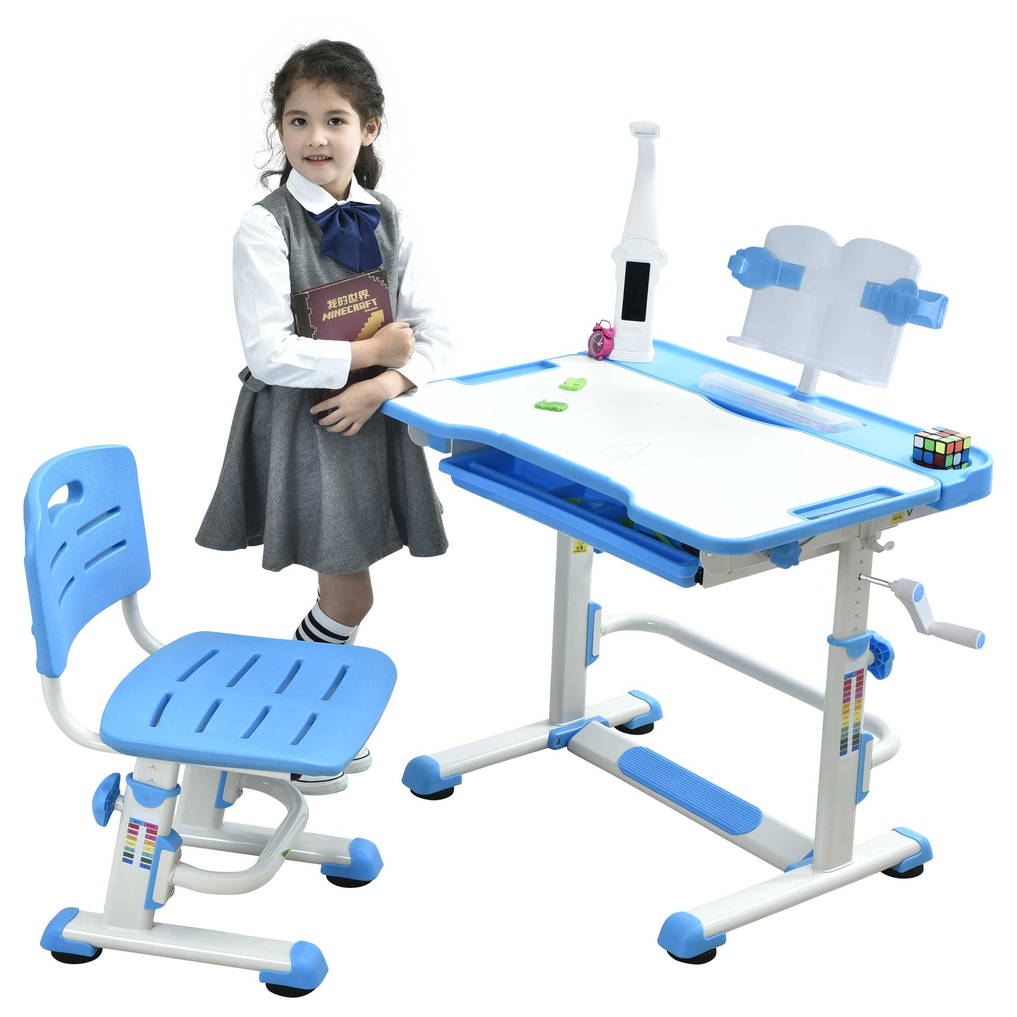 ergonomic-kids-desk-chair-study-table-Sprite-blue-desk-for-kids-01