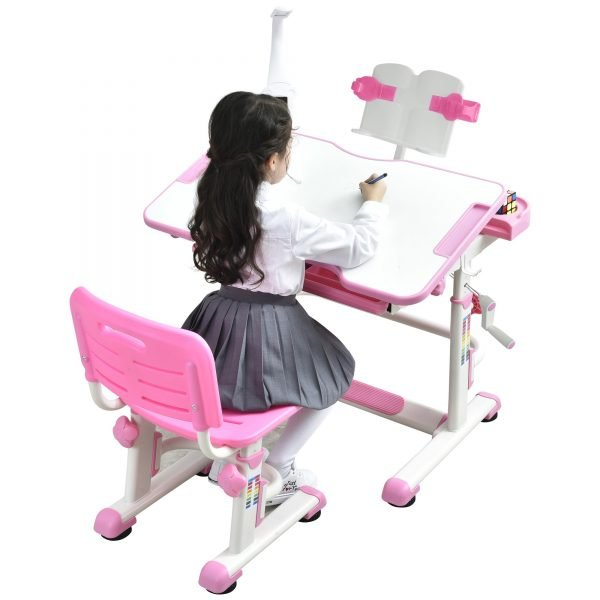 Peachy Sprite Pink Desk Gamerscity Chair Design For Home Gamerscityorg