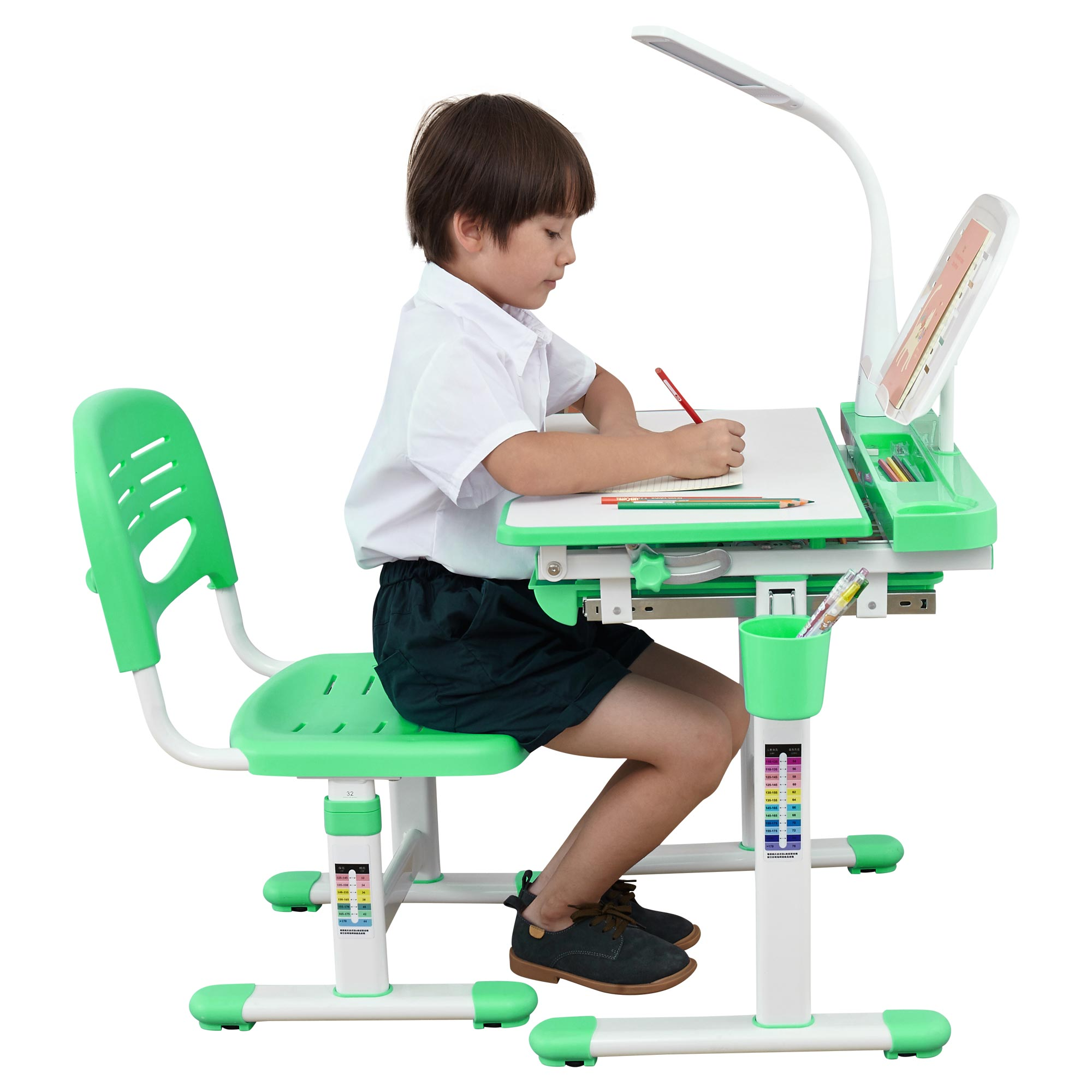 study-for-kids-height-adjustable-table-and-chair-midi-green-desk-02
