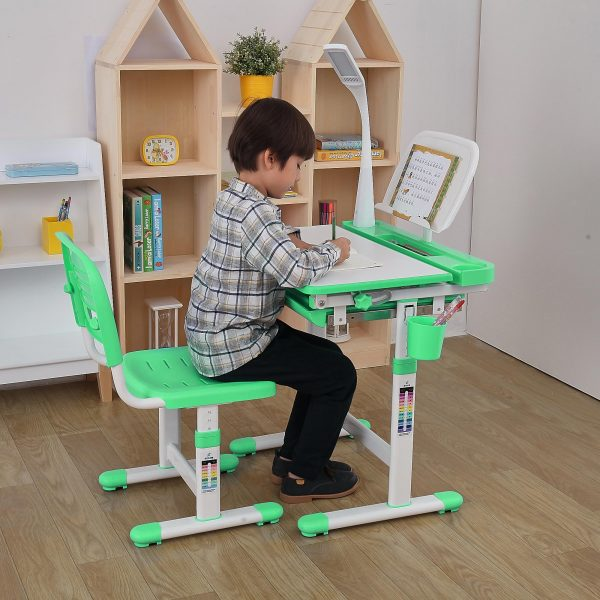 study-for-kids-height-adjustable-table-and-chair-midi-green-desk-1